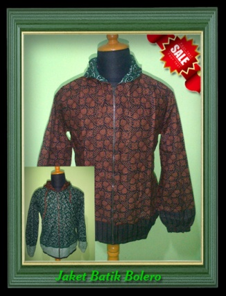 Jaket Batik - O16