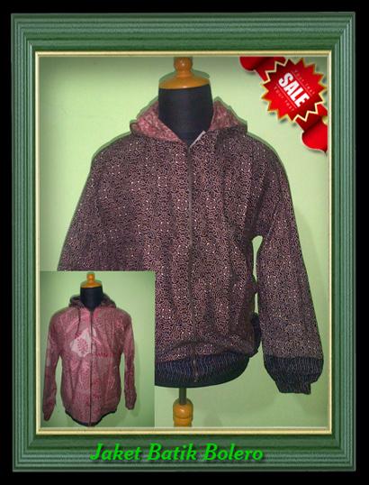Jaket Batik - O18