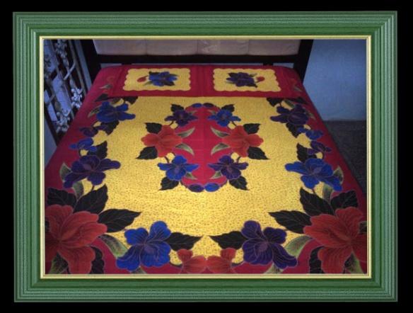 seprai batik tulis 07