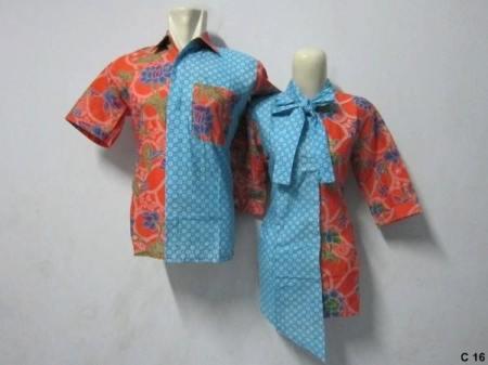 batik argreen C16