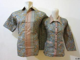 batik argreen C29