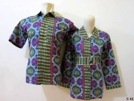 batik argreen C43