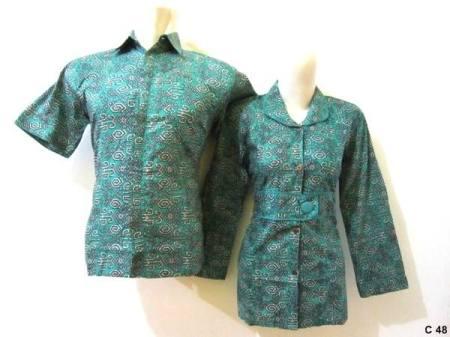batik argreen C48