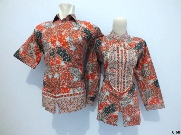 Sarimbit-Blouse-Batik-C68