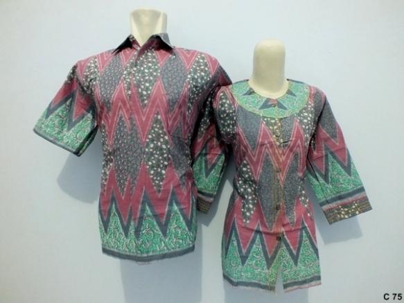 Sarimbit-Blouse-Batik-C75