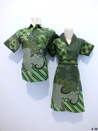 Sarimbit-Dress-Batik-A36