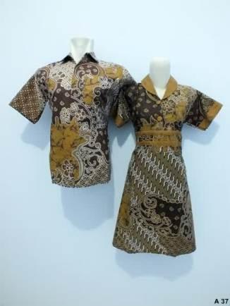 Sarimbit-Dress-Batik-A37