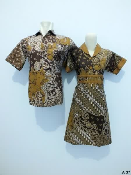 Sarimbit-Dress-Batik-A37