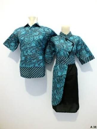 Sarimbit-Dress-Batik-A38