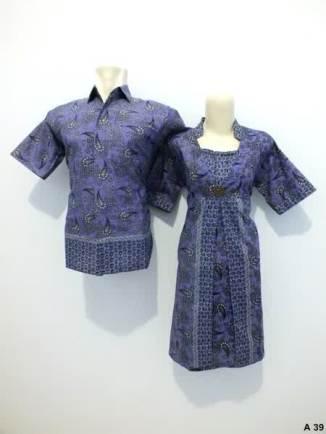 Sarimbit-Dress-Batik-A39