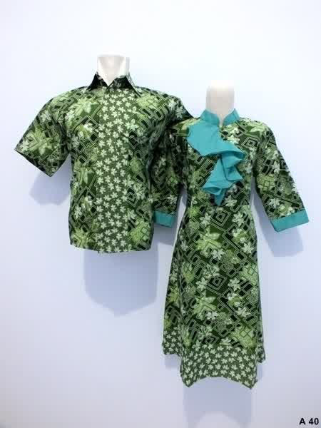 Sarimbit-Dress-Batik-A40