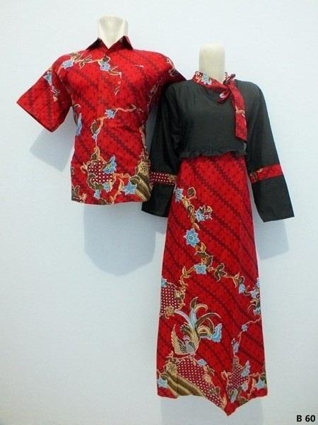 Sarimbit-Gamis-Batik-B60