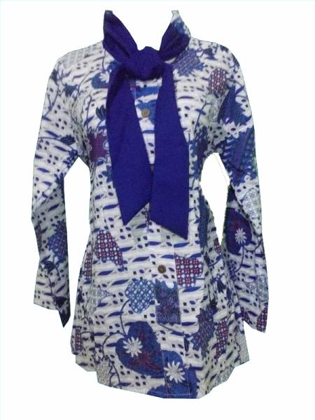 batik pekalongan atasan dasi ZN 39 (1)