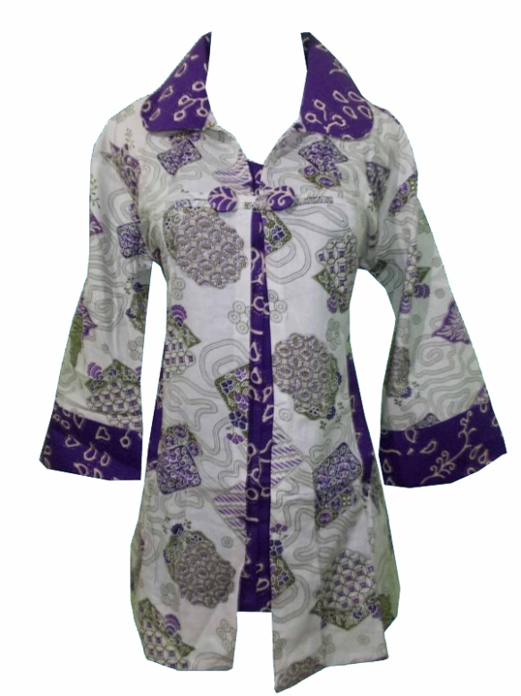 Baju Batik Modern Pekalongan Prodesen Batik Pekalongan