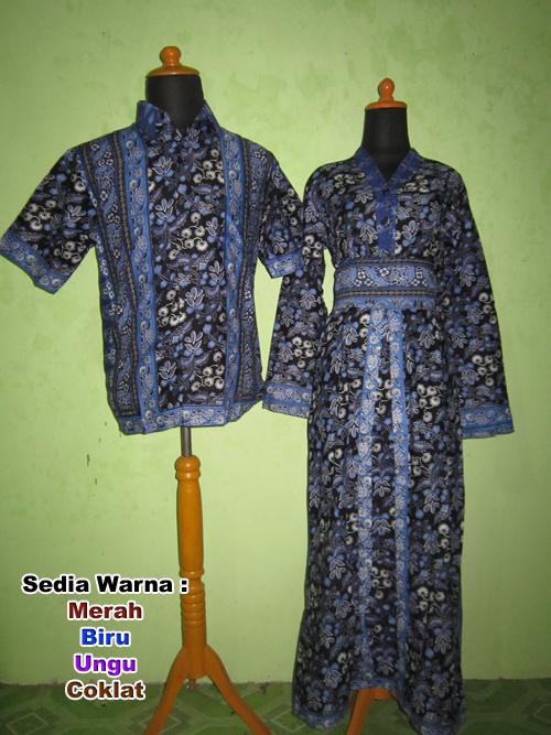 Batik Couple Pusat Grosir Baju Batik Modern Pekalongan Murah