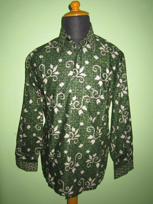 batik argreen8