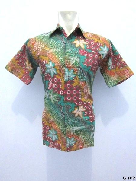 kemeja-batik-G102