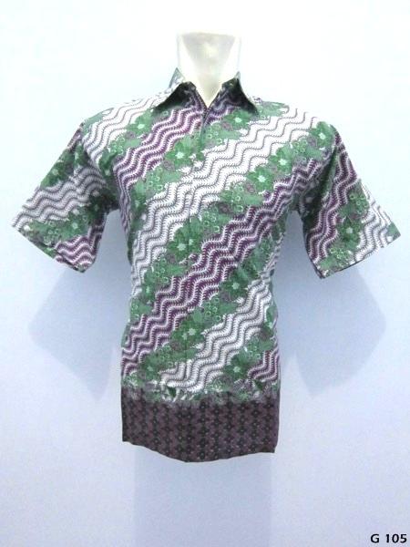 kemeja-batik-G105