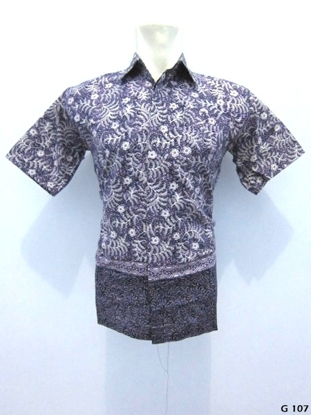 kemeja-batik-G107