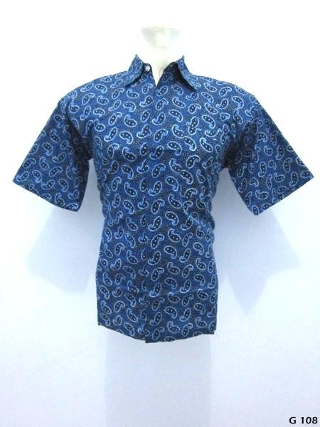 kemeja-batik-G108