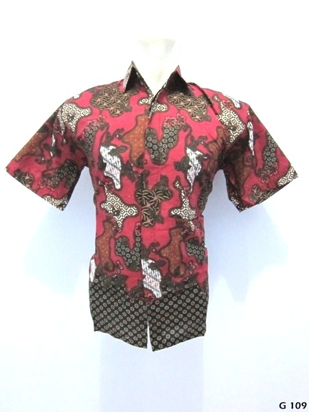 kemeja-batik-G109