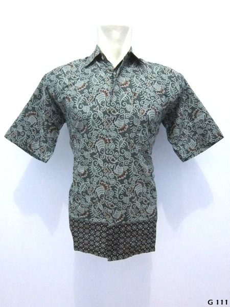 kemeja-batik-G111