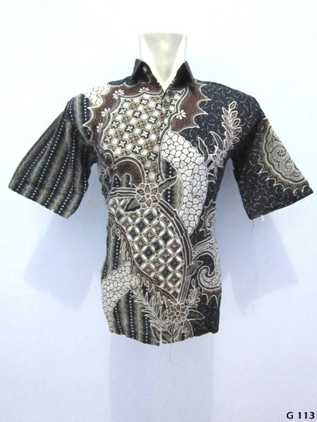 kemeja-batik-G113