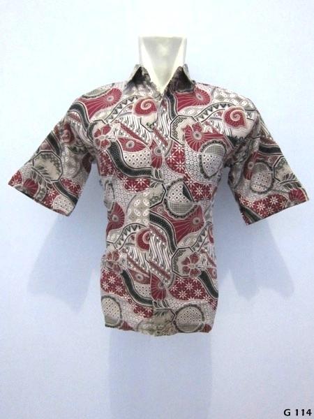kemeja-batik-G114
