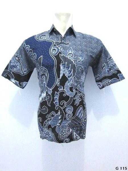 kemeja-batik-G115