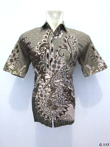 kemeja-batik-G117