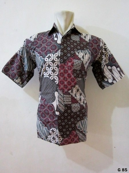 kemeja-batik-G85