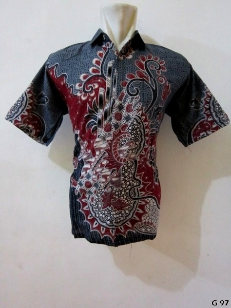 kemeja-batik-G97