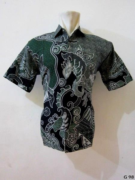 kemeja-batik-G98