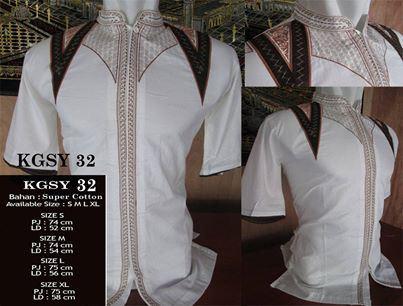batik argreen koko 11