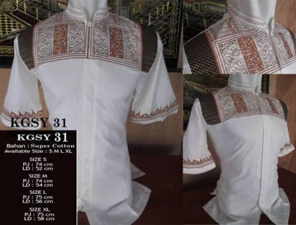 batik argreen koko 4