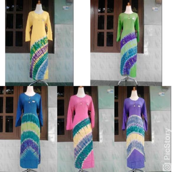 batikargreen longdres02