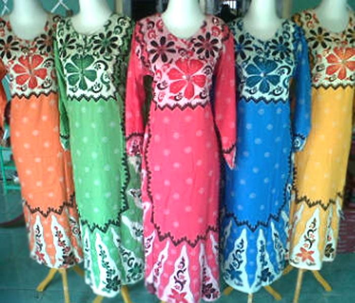 batikargreen longdress