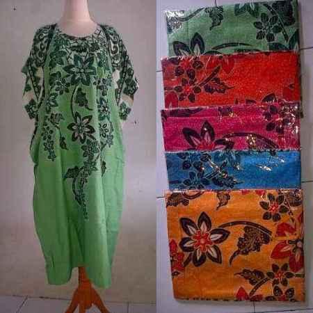 batik argreen daster 1