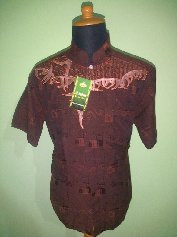batik argreen koko 1