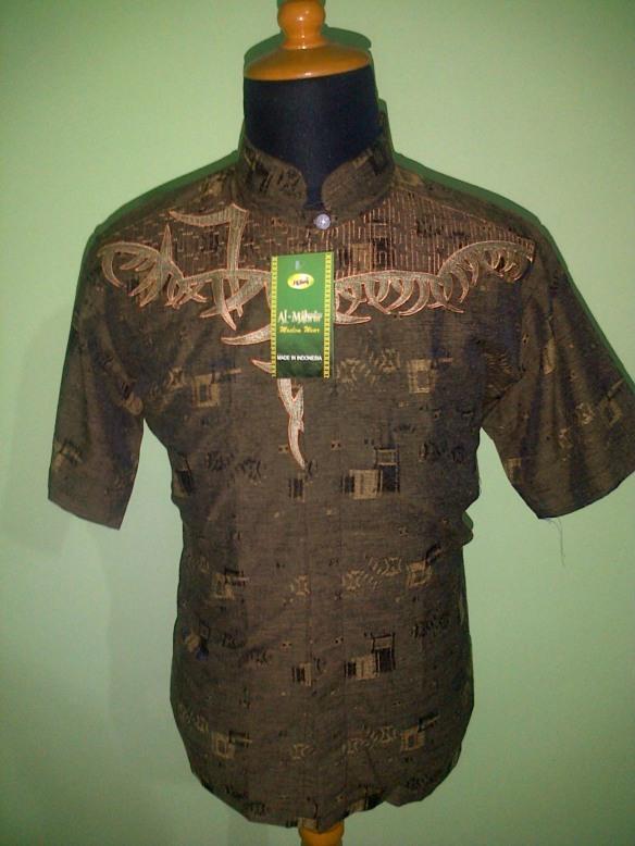 batik argreen koko 2