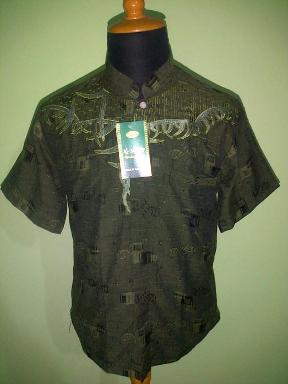 batik argreen koko 3