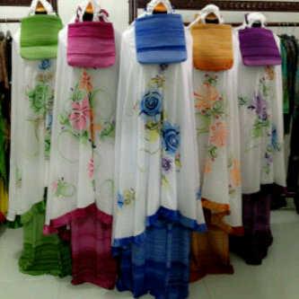 mukena batik motif 2014