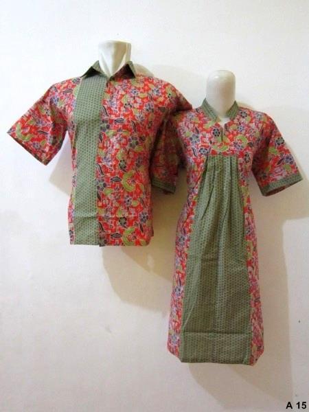 batik argreen A15