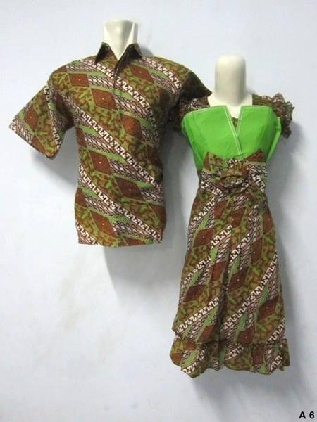 batik argreen A6