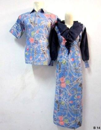 batik argreen B14