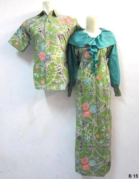 batik argreen B15