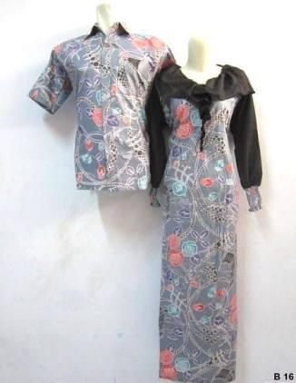 batik argreen B16