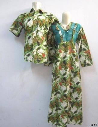 batik argreen B18