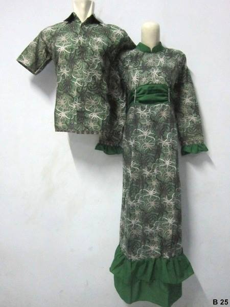 batik argreen B25