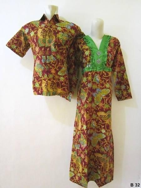 batik argreen B32